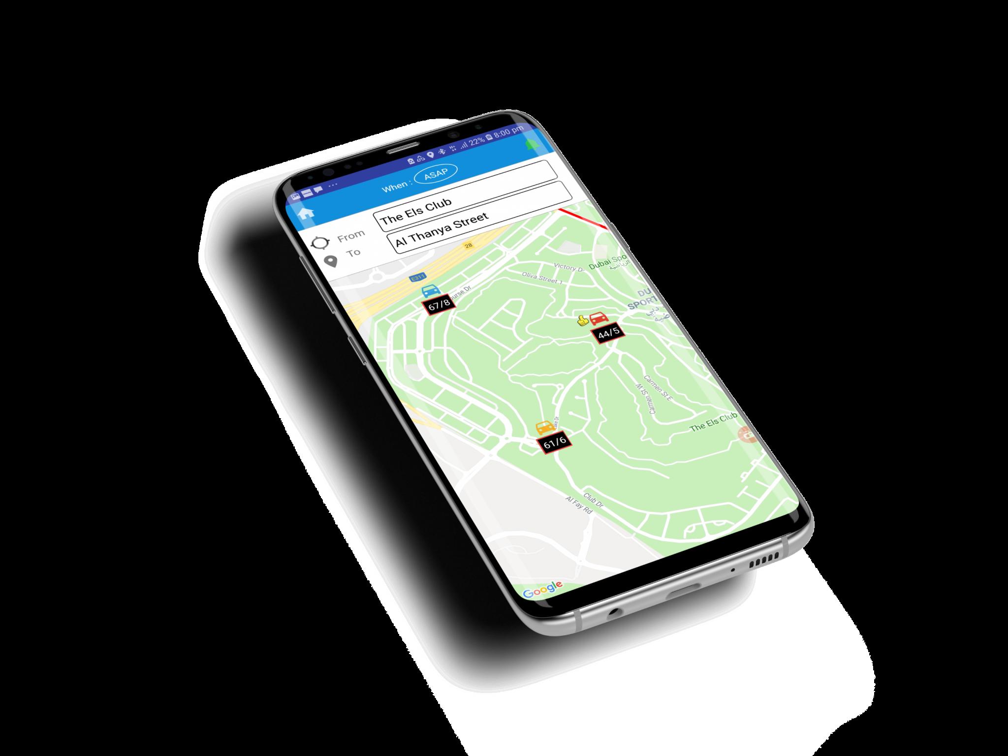 Designated Driver App